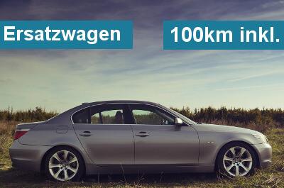 Autoglas Frankfurt bietet ein Ersatzauto
