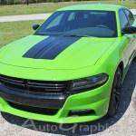 2015 2021 Dodge Charger Hood Stripe Vinyl Graphic Decals Hood 15 Hemi Daytona R T Srt 392 Hellcat Blackout Kit