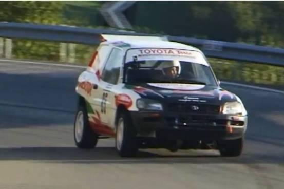 "RAV4 με ""βόμβες"" κινητήρα Celica GT-Four (+ βίντεο)"