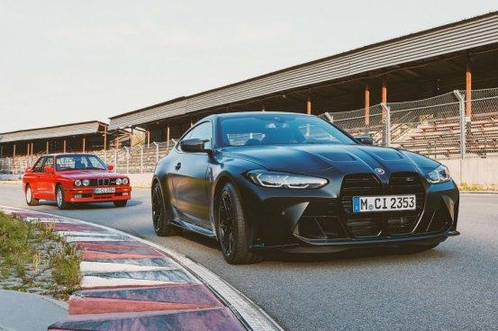 Η νέα BMW M4 θέλει να μοιάζει με το M3 E30