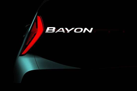 Νέο μικρό SUV Hyundai Bayon για την Ευρώπη
