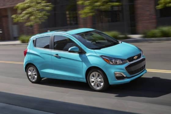 Το νέο Chevrolet Spark των 11.000 ευρώ