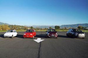 Ενάντια σε όλες τις γενιές του Fiat 500 (+ βίντεο)