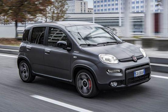 Τιμές του νέου Fiat Panda Sport, City Life, City Cross