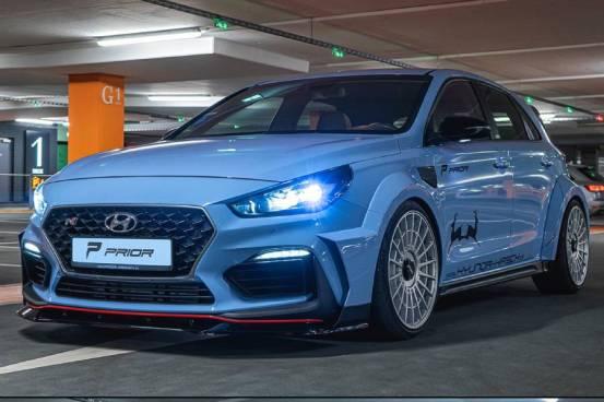 Το πιο τύμπανο Hyundai i30 N στην αγορά!
