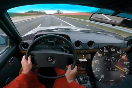 Τελικός με Mercedes 280 CE W123 του '84 (+ βίντεο)