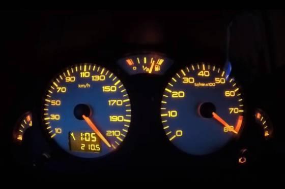 Βενζίνη με Peugeot 106