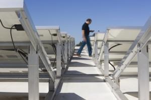 HP solar project