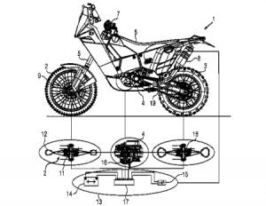 KTM Hibrid 2WD