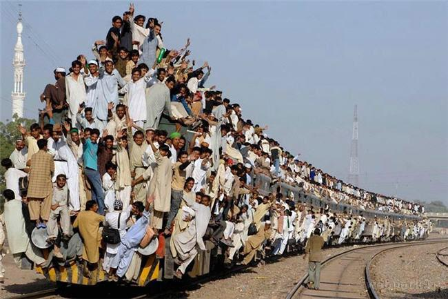 Cale ferata Pakistan