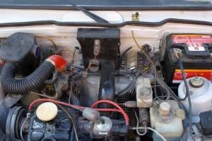 Motor Dacia 500 Lastun