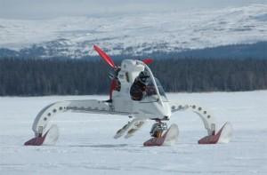 Concept Ice Vehicle (CIV)