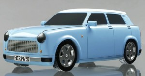 Trabant electric