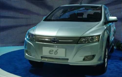 BYD E6