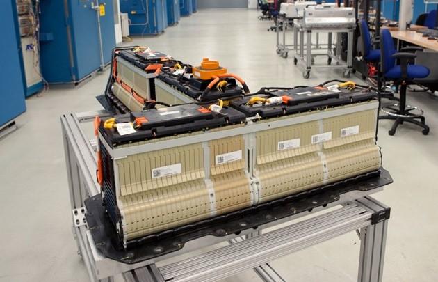 Baterii Chevrolet Volt