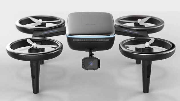 Volt EV Charging Drone