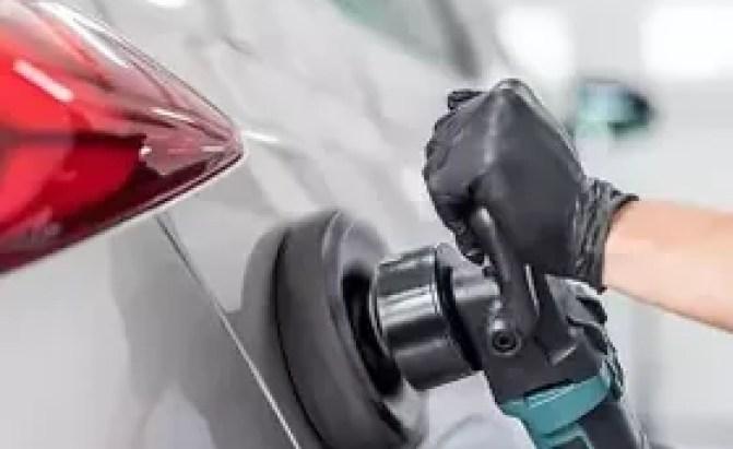 How to polish a car