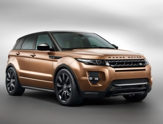 2014 Range Rover Evoque gets a refresh!