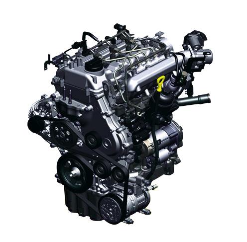 2nd-Gen 1.1 U2 CRDi Diesel