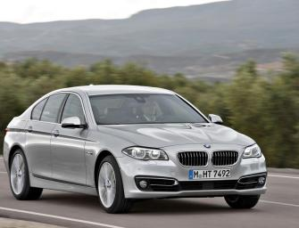 BMW Launches Facelifted Version of 5-Series in India