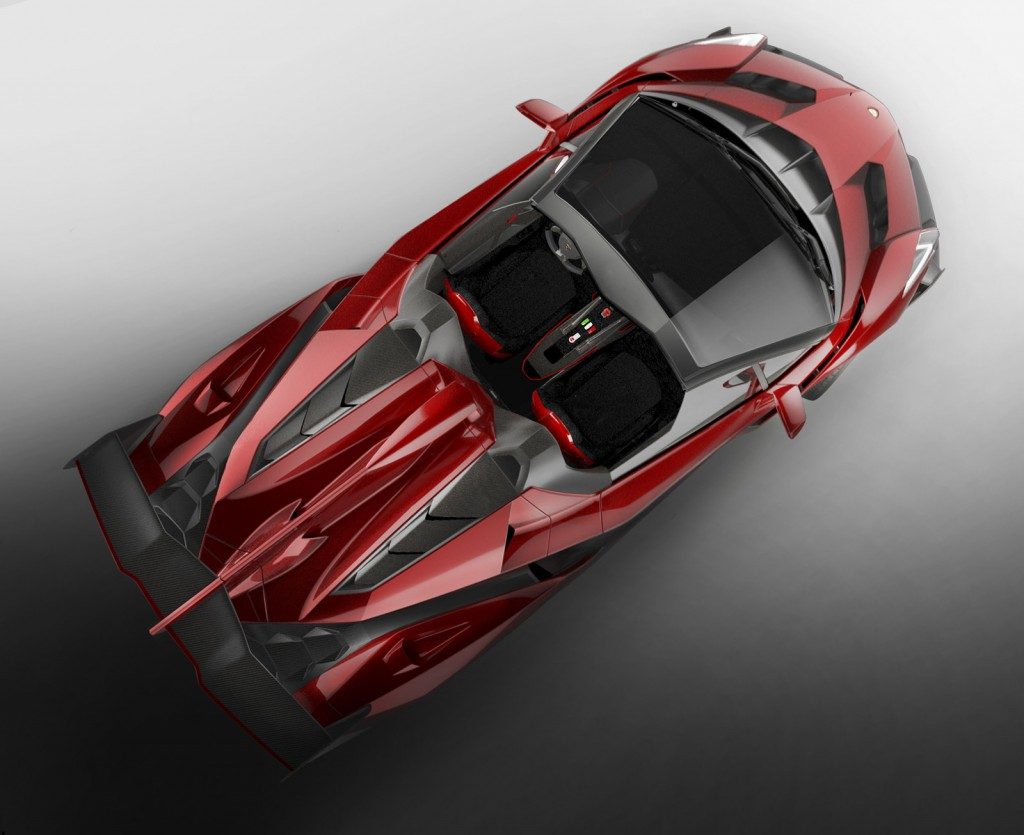 lamborghini veneno roadster revealed | autogyaan