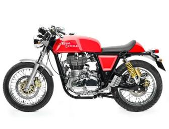 Royal Enfield Continental GT launched at Rs 2.05 lakh