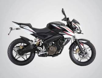 Bajaj Pulsar 200NS With Dual Tone Colours Launched in India