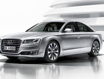 The New Audi A8L – A Refreshing Change