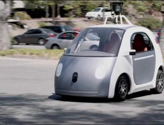 Google's Autonomous Car Faces Major Roadblock