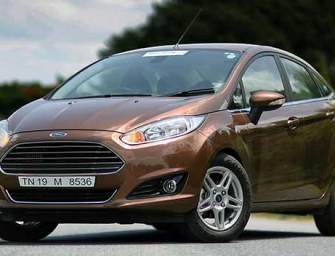 Ford Launches Three New Diesel Variants of Fiesta