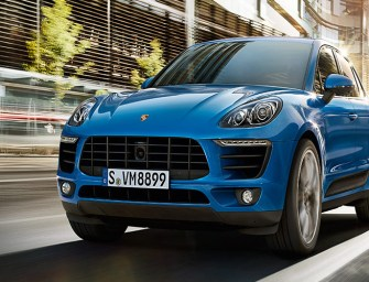 Porsche Enters The Compact SUV Segment With The Macan