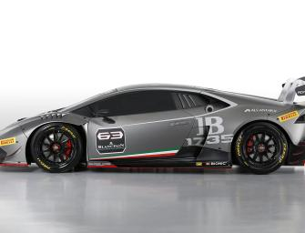 Check Out the Spruced Up Lamborghini Huracan Super Trofeo