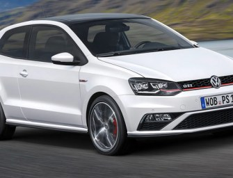 Volkswagen Brings Out the Polo GTI Facelift