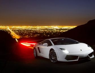 Lamborghini Huracan LP610-4 Comes to India For Rs 3.43 crore