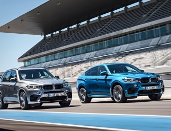BMW Introduces the New X5 M and X6 M, Set to Debut at the Los Angeles Motor Show