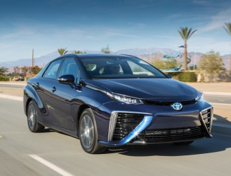 Toyota is Reportedly Working on a Hydrogen-Powered Limousine