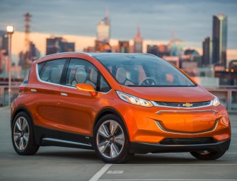 Tesla Model S Competitor, Chevy Bolt Officially Unveiled