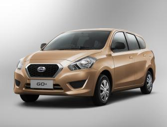 Nissan Launches Compact MPV, Datsun Go+ in India With an Aggressive Price Tag