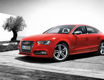 Audi Launches the S5 Sportsback, A First in its Segment in India