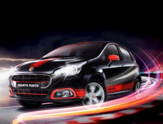 Fiat Launches Abarth Punto and Abarth Avventura at Rs. 9.95 lakh Each