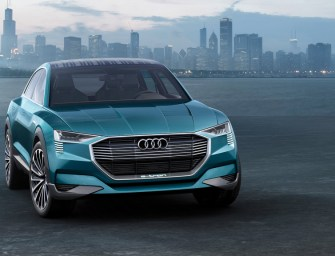 Audi is Working on an Electric SUV