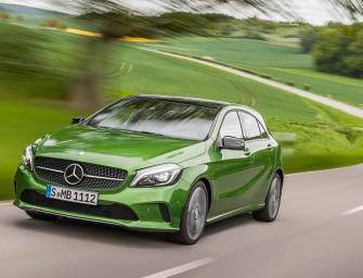 Mercedes-Benz Launches the New A-Class in India Starting at Rs. 24.95 Lakh