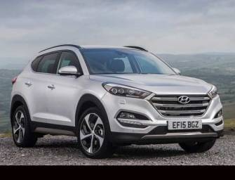 Hyundai to Unveil Tucson SUV at Auto Expo 2016