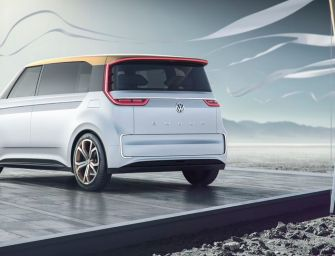 CES 2016: Volkswagen Shows Off BUDD-e Electric Concept