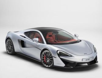 McLaren 570GT to Debut at the Geneva Motor Show
