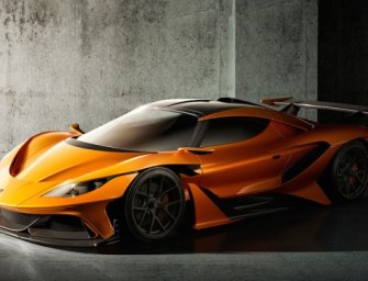 Apollo Arrow Hypercar Debuts at the Geneva Motor Show