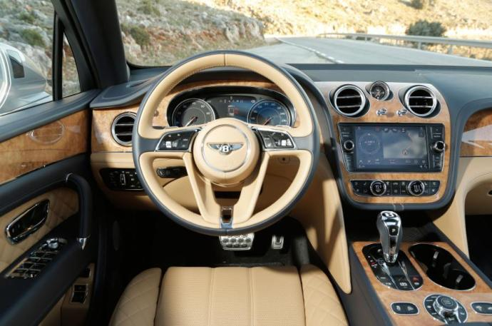 bentley-bentayga in