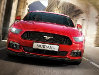 Ford Mustang Finally comes to India for a Whopping 65 Lac