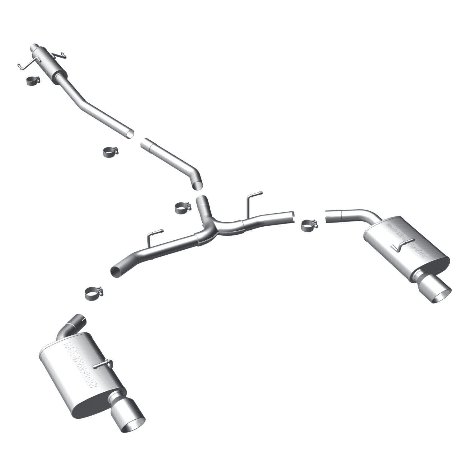 Magnaflow Cat Back Street Series Exhaust System