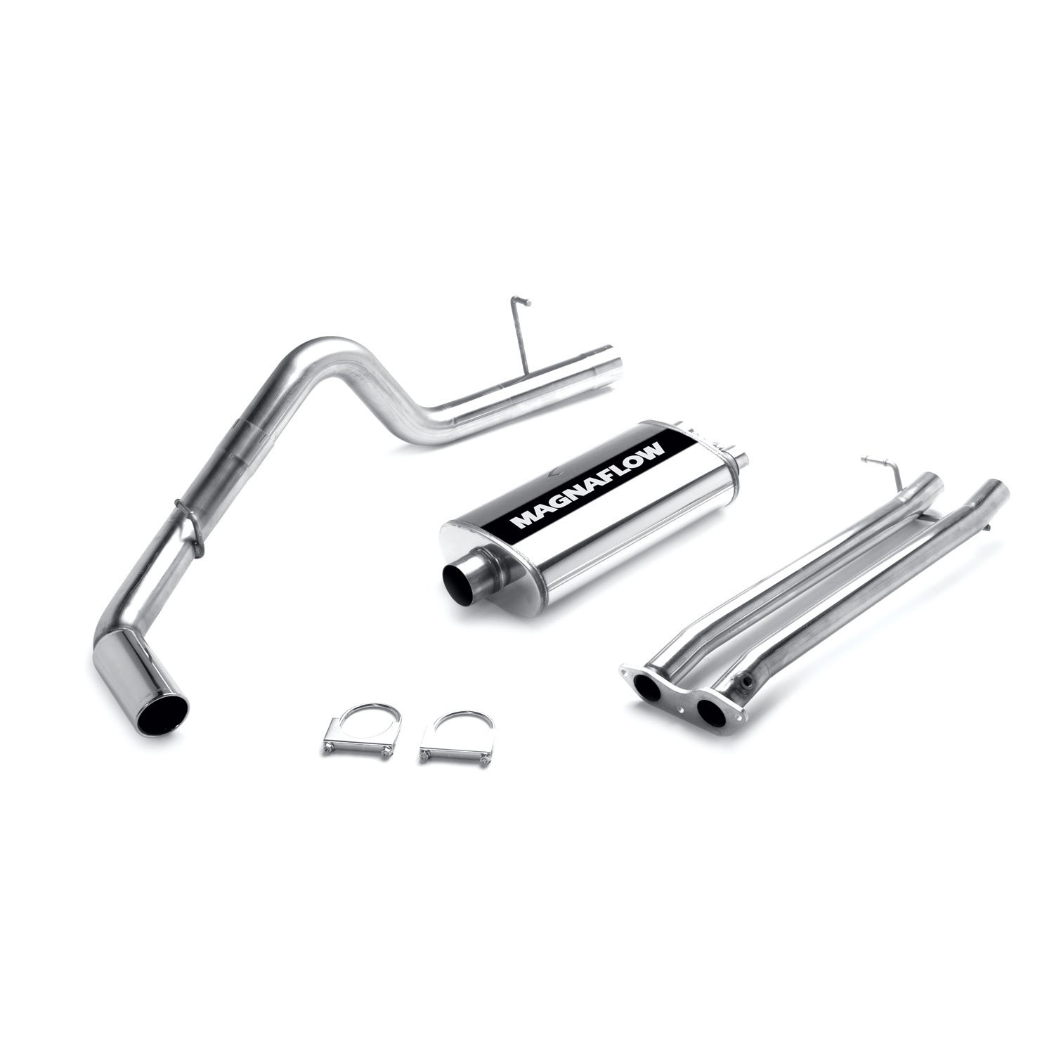 Magnaflow Cat Back Mf Series Exhaust System